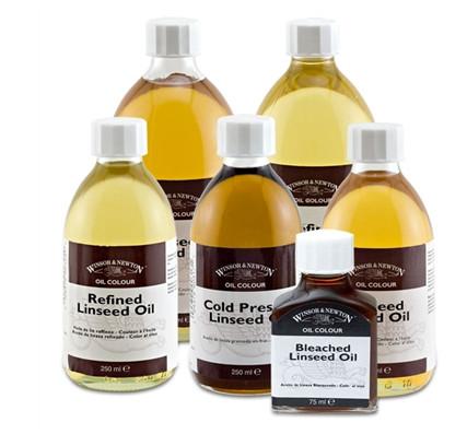 olej lniany czy liquin