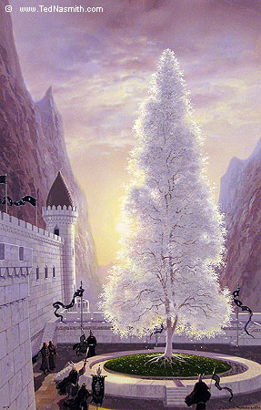 Ted Nasmith The White Tree