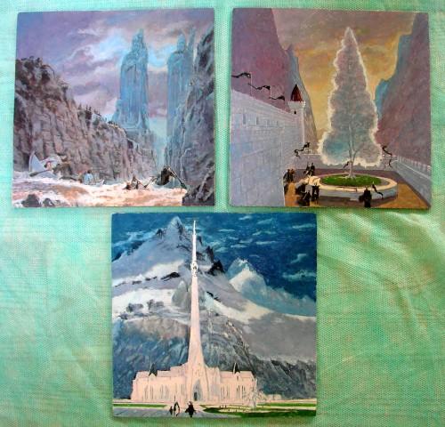 etapy malowania kopii