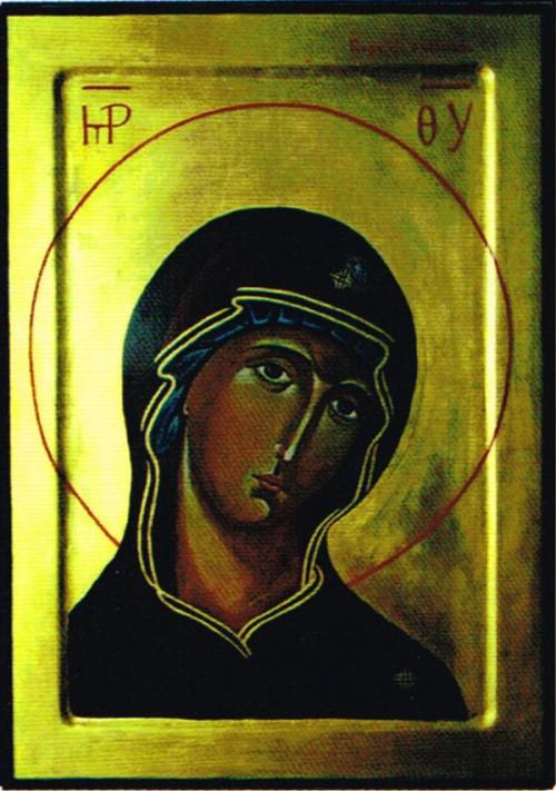 matka boska kapłańska kopia